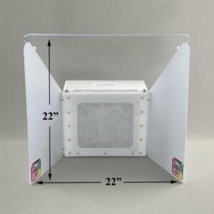 Cake Safe - Spray Booth